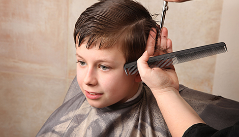 Childrens Hair Cuts | East Side Barber Shop | NYC, NY | (212) 682-5166